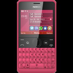 Nokia Asha 210 Manual