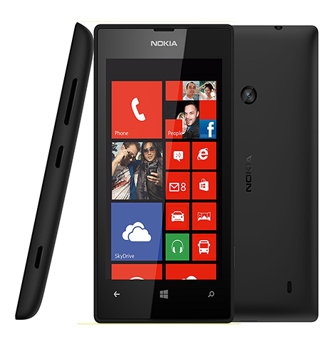 Nokia Lumia 520 User Manual