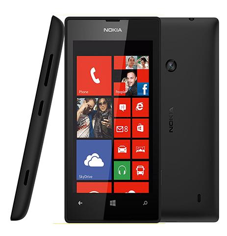 Nokia Lumia 520 User Manual