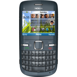 Nokia C3 Manual