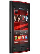 Nokia X6 Manual