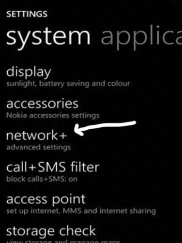 How to set call forwarding on Lumia 532