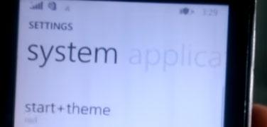 Lumia 532 wallpaper change