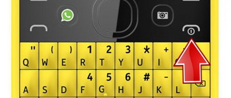 Factory settings for Nokia Asha 210