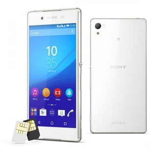 Hard Reset Sony Xperia Z3 Plus