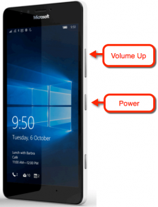 Soft Reset : Microsoft Lumia 650