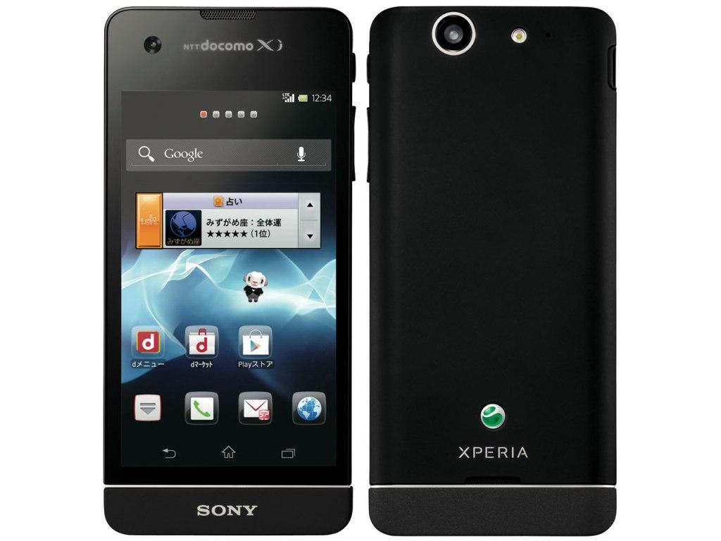 Hard Reset Sony Xperia SX SO-05D