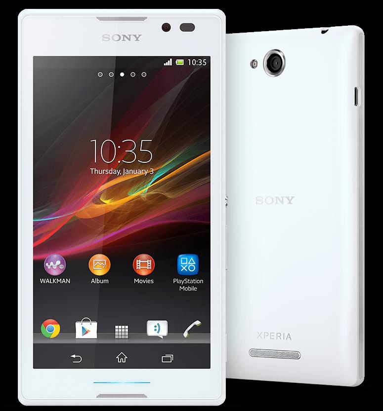 Hard Reset Sony Xperia C - C2305