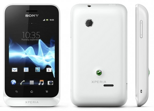 Hard Reset  Sony Xperia TIPO Dual