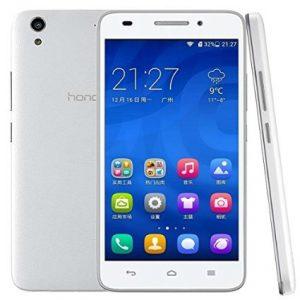 Hard Reset Huawei Honor 4 Play