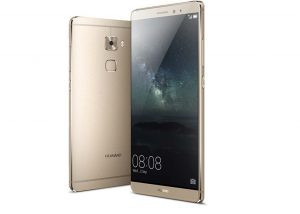 Hard Reset of Huawei Mate S