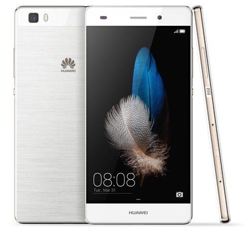 Hard Reset Huawei P8lite