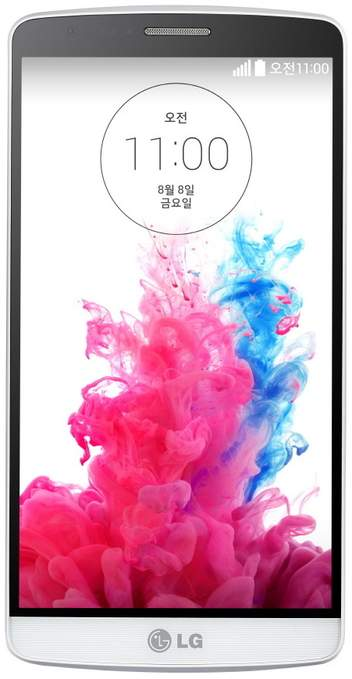Hard Reset of LG G3 A F410S