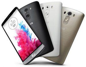 Hard Reset LG G3 LTE-A