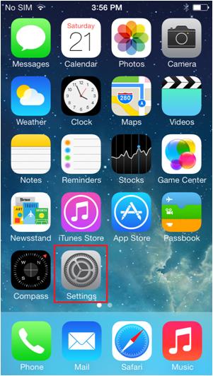 APN settings for Apple