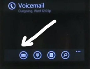 Voice Mail Nokia 520