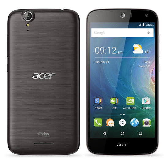 Acer Liquid Z630S (Specifications)