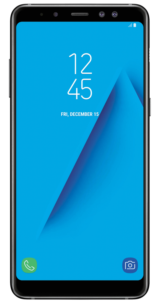 Airtel Samsung Galaxy A8+