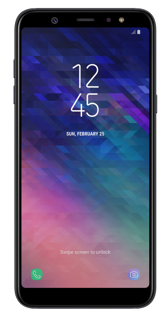 Airtel Samsung A6+
