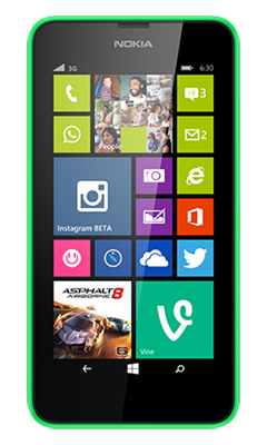 Factory Reset Lumia 630