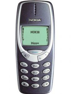 Nokia 3310 Internet Settings